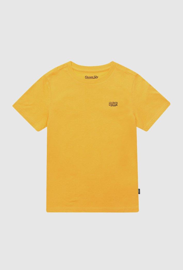 공용 데일리 반팔 티셔츠-ABJU5801C06