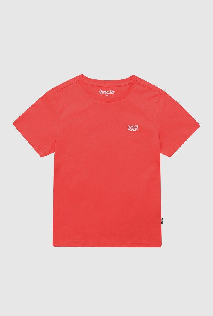 공용 데일리 반팔 티셔츠-ABJU5801C07