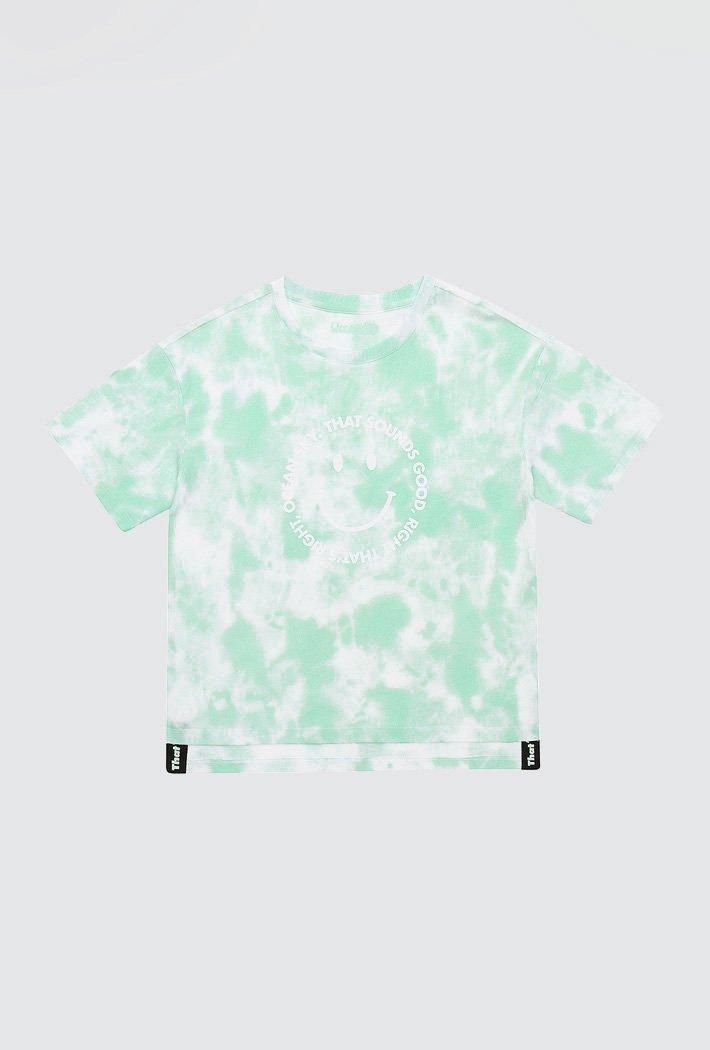 여아 타이다이 티셔츠-ACJG5842E0S
