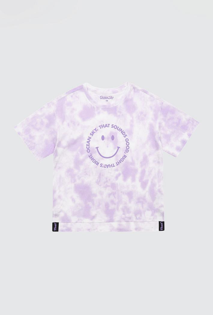 여아 타이다이 티셔츠-ACJG5842E0T