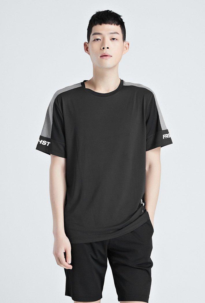 남성 쿨테크 반팔 티셔츠-KCAK5841E03